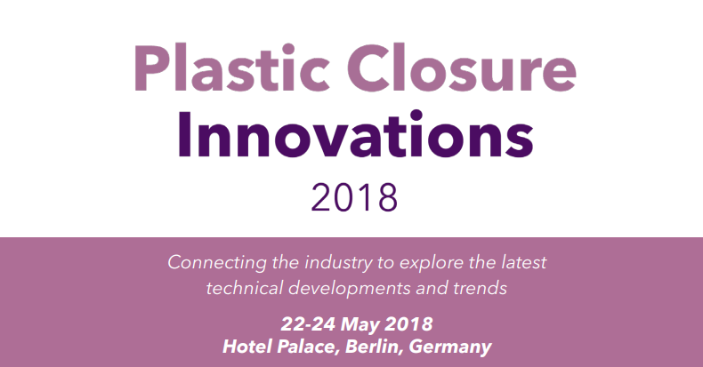PLASTIC CLOSURE INNOVATION BERLIN 2018