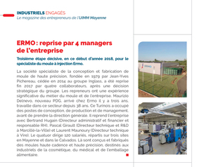 UIMM Industriels Engagés n3 Avril 2018